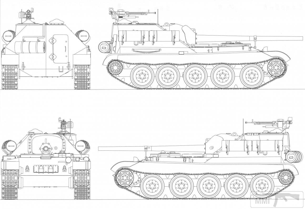 82702 - Не пошедшие в серию послевоенные прототипы