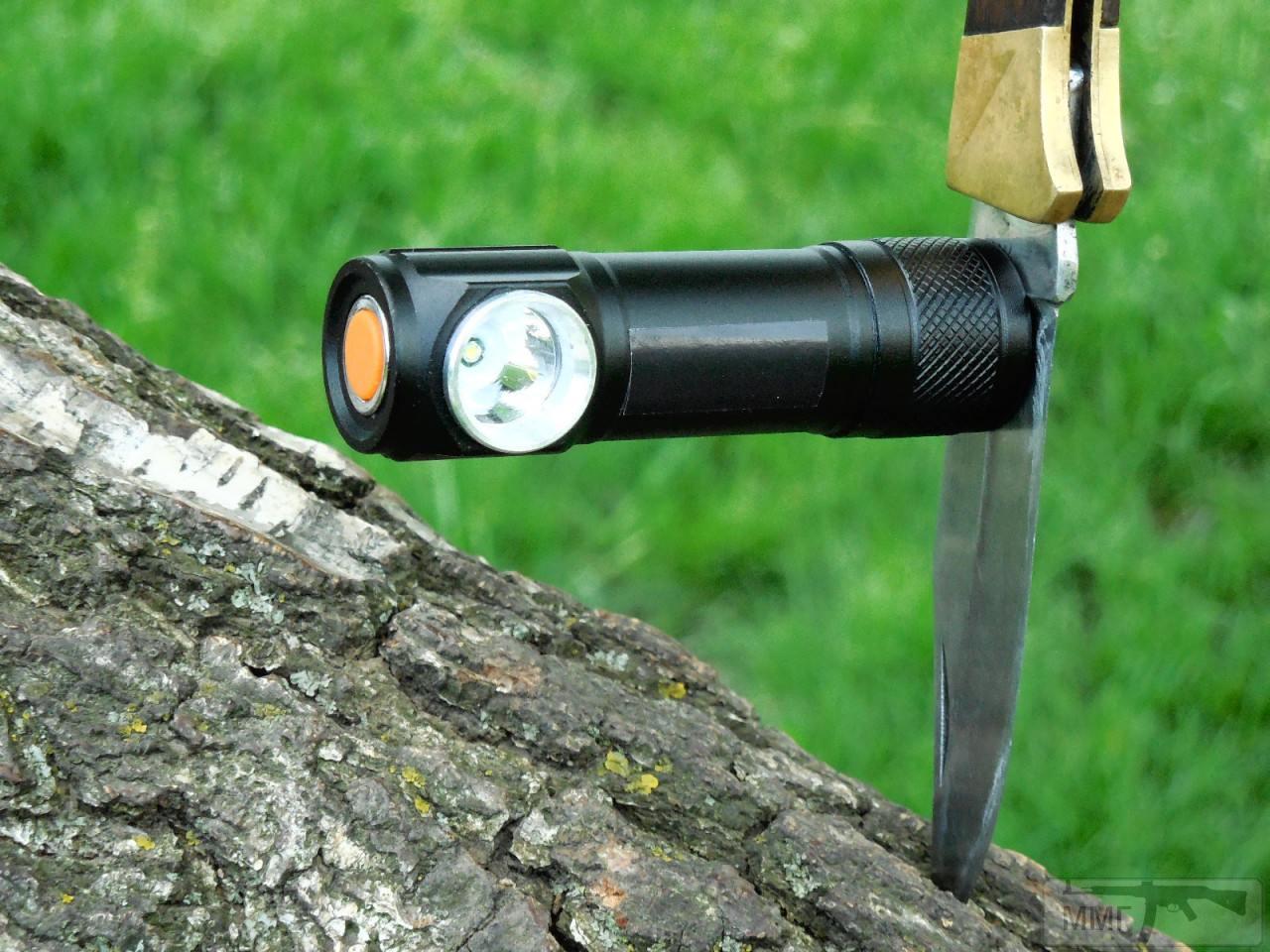 82803 - Налобный фонарь Fenix HL50 koпiя встроенный аккумулятор зарядка USB магнит
