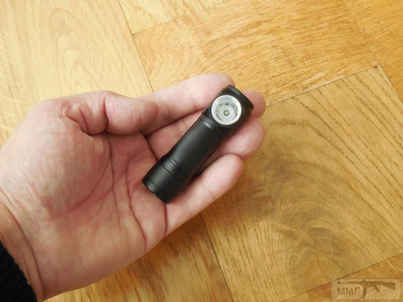 82806 - Налобный фонарь Fenix HL50 koпiя встроенный аккумулятор зарядка USB магнит