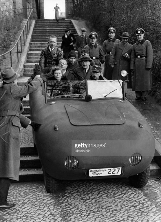 8288 - Грузовые и спец.автомобили Третьего рейха