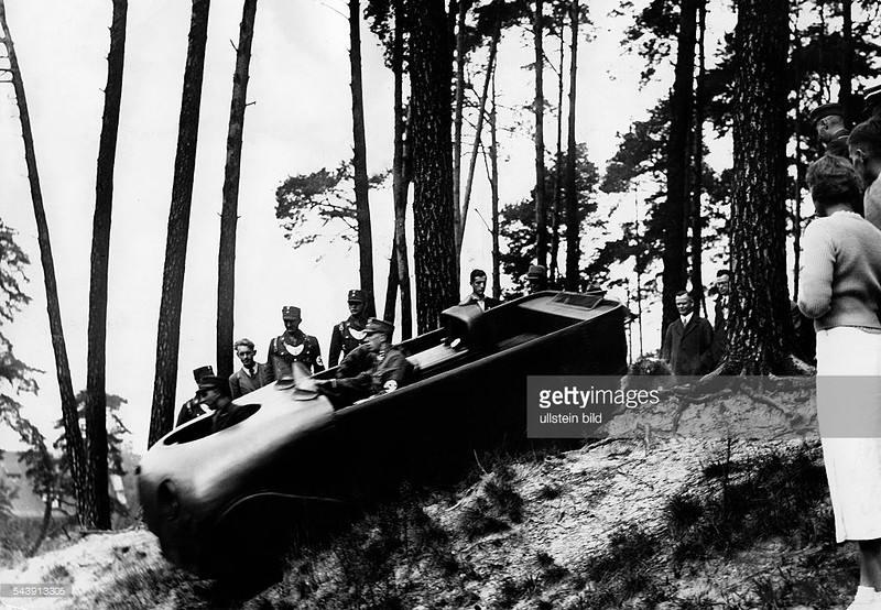 8291 - Грузовые и спец.автомобили Третьего рейха