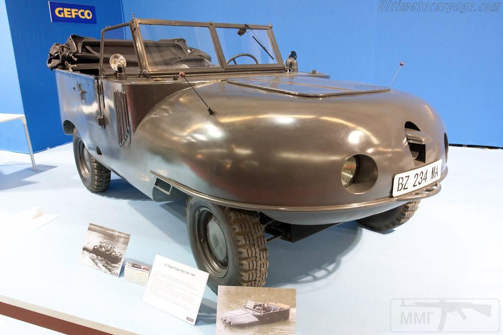 8293 - Грузовые и спец.автомобили Третьего рейха