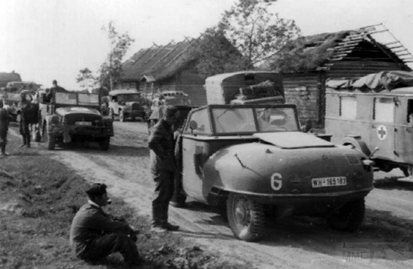 8297 - Грузовые и спец.автомобили Третьего рейха