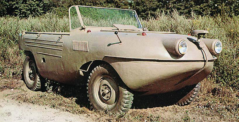 8298 - Грузовые и спец.автомобили Третьего рейха