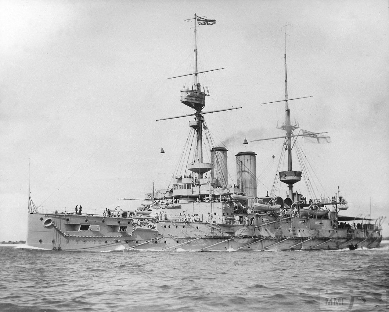 83164 - Броненосцы, дредноуты, линкоры и крейсера Британии