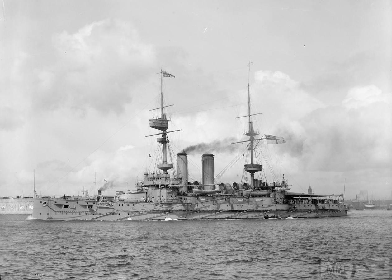 83165 - Броненосцы, дредноуты, линкоры и крейсера Британии