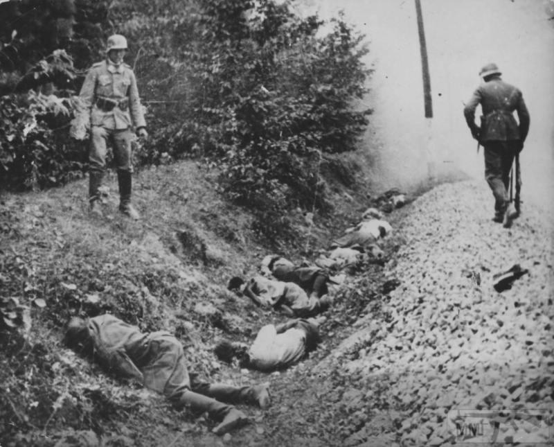 83364 - Раздел Польши и Польская кампания 1939 г.