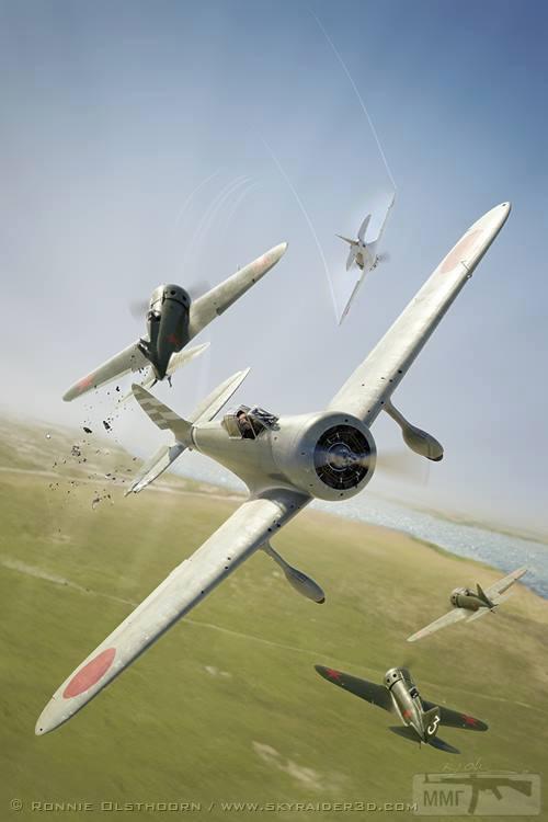 83424 - Художественные картины на авиационную тематику