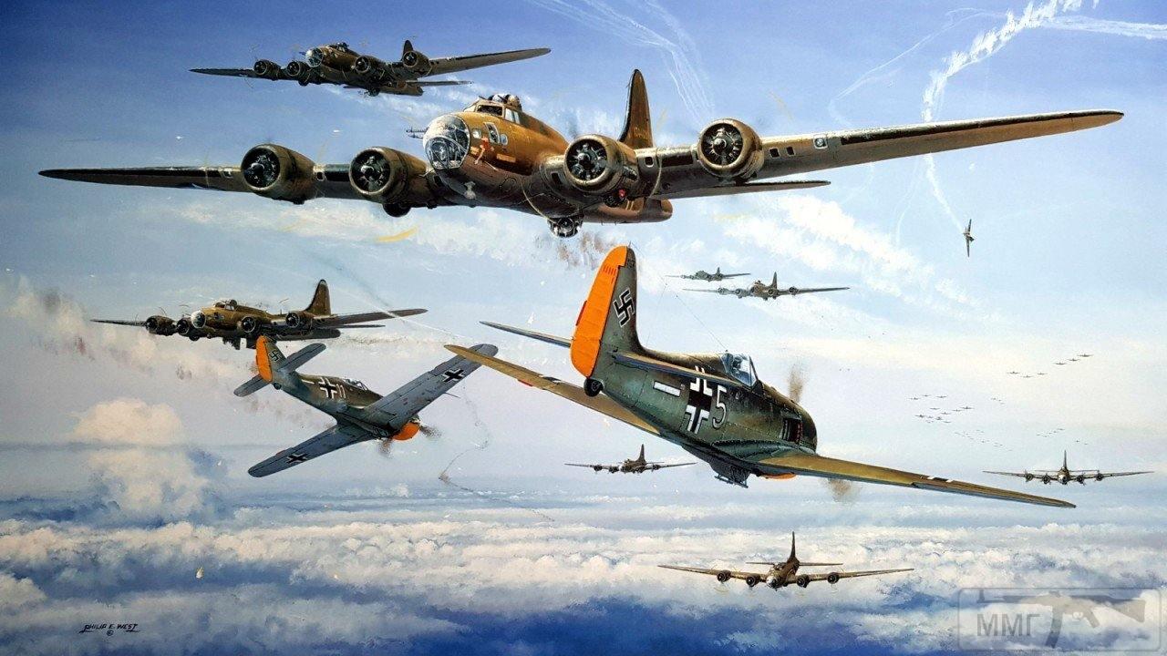 83449 - Художественные картины на авиационную тематику
