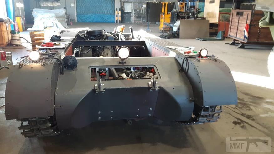 83467 - Деревянный танк