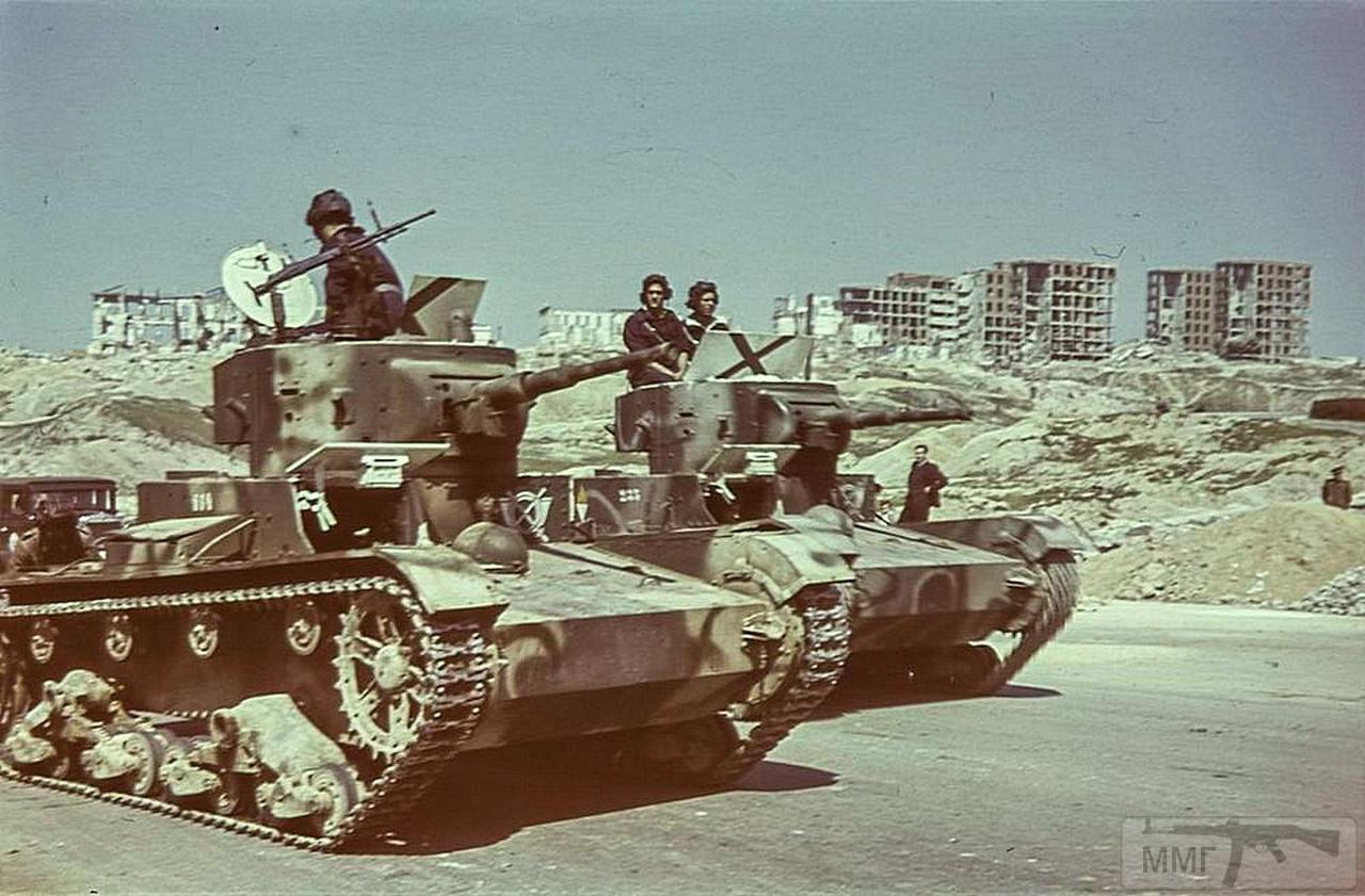 83539 - Гражданская война в Испании