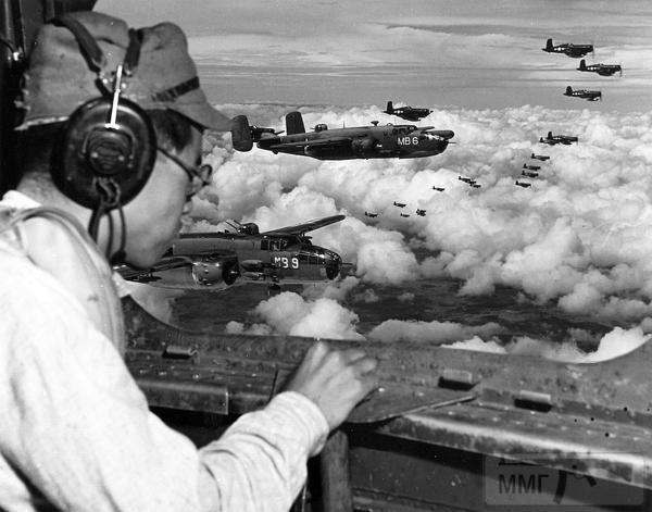 83562 - Военное фото 1941-1945 г.г. Тихий океан.