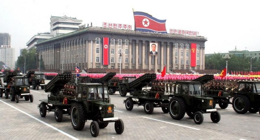 8366 - Северная Корея - реалии