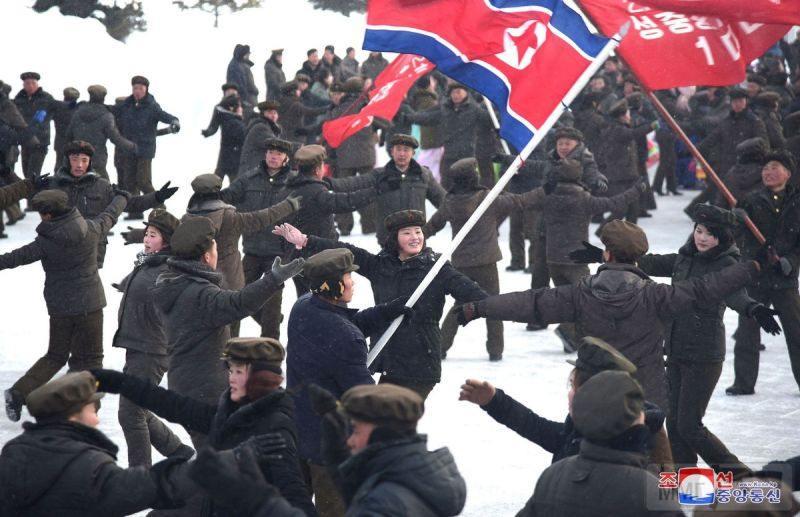 83742 - Северная Корея - реалии