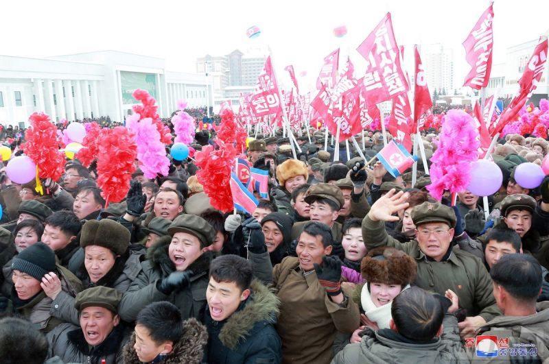 83748 - Северная Корея - реалии
