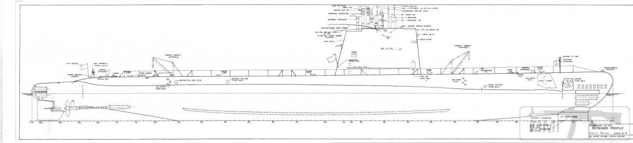 83818 - ВМС США. Чертежи. Список.