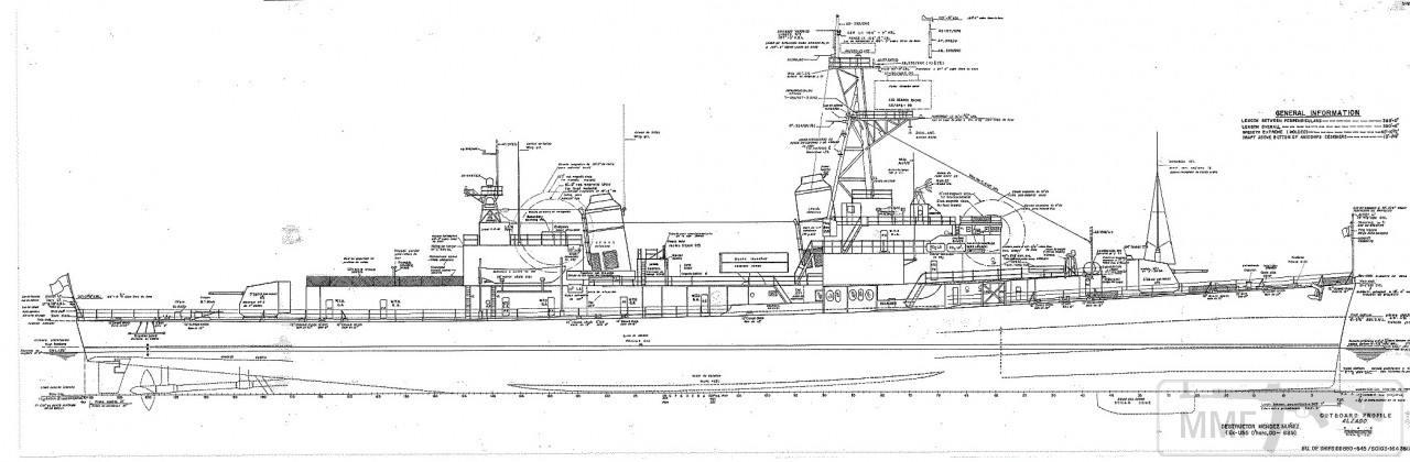 83820 - ВМС США. Чертежи. Список.