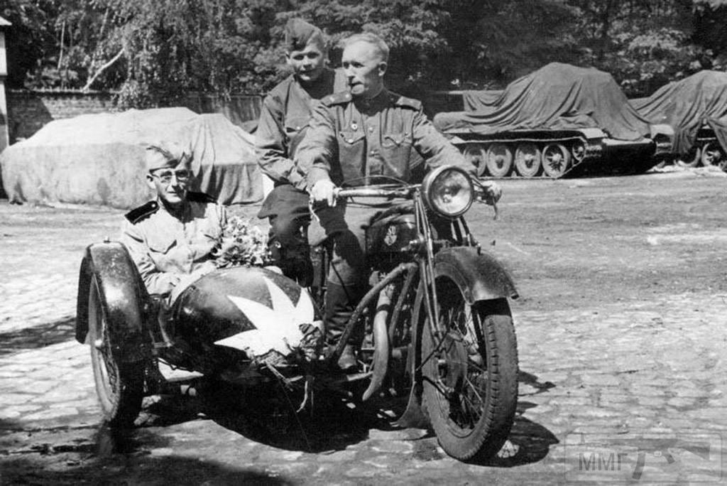 83887 - Военное фото 1941-1945 г.г. Восточный фронт.