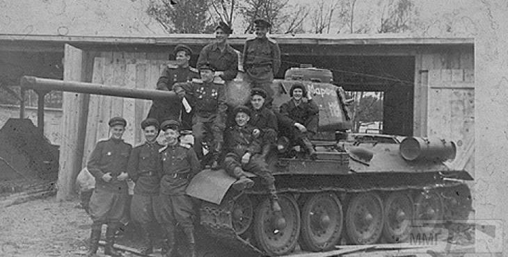 83888 - Военное фото 1941-1945 г.г. Восточный фронт.