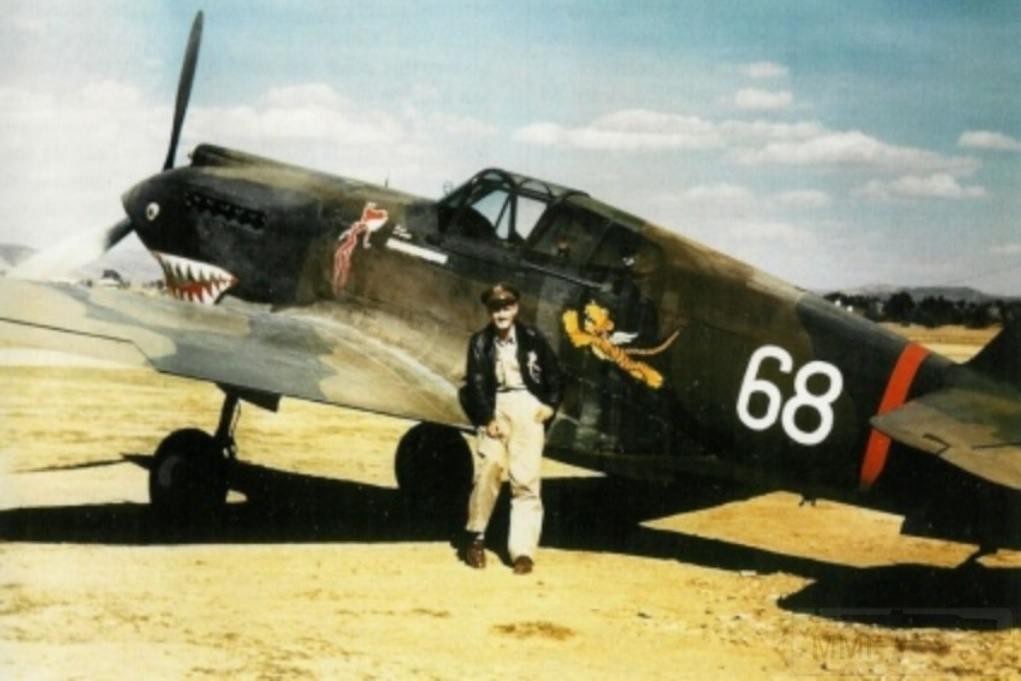 """8393 - """"Летающие тигры"""""""