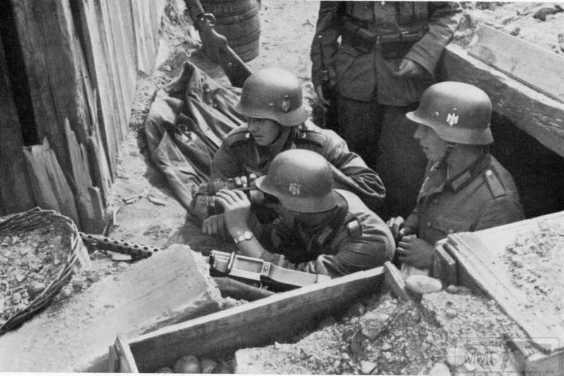 83956 - Раздел Польши и Польская кампания 1939 г.