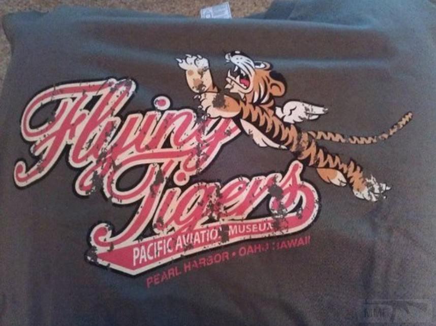 """8413 - """"Летающие тигры"""""""