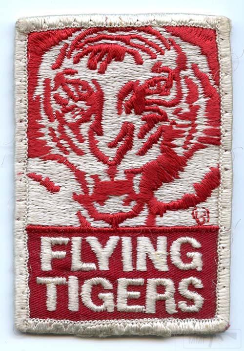 """8418 - """"Летающие тигры"""""""