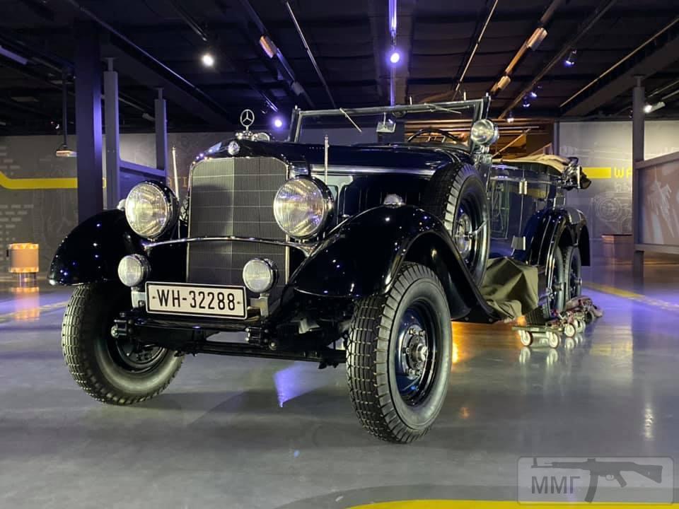 84320 - Легковые автомобили Третьего рейха