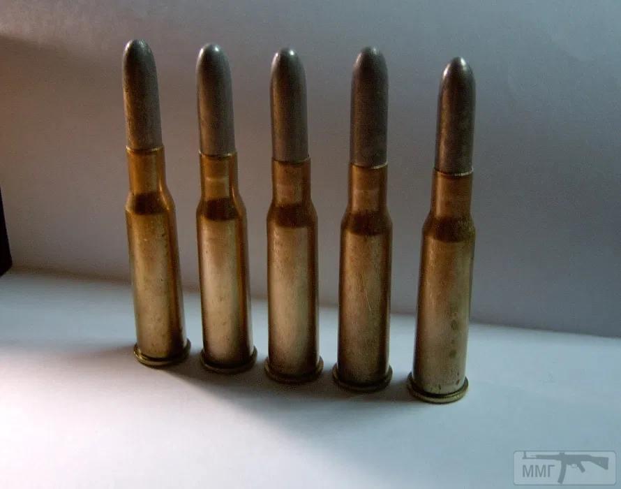 84344 - Макети ММГ набоїв / патронів Мосіна 7,62 .