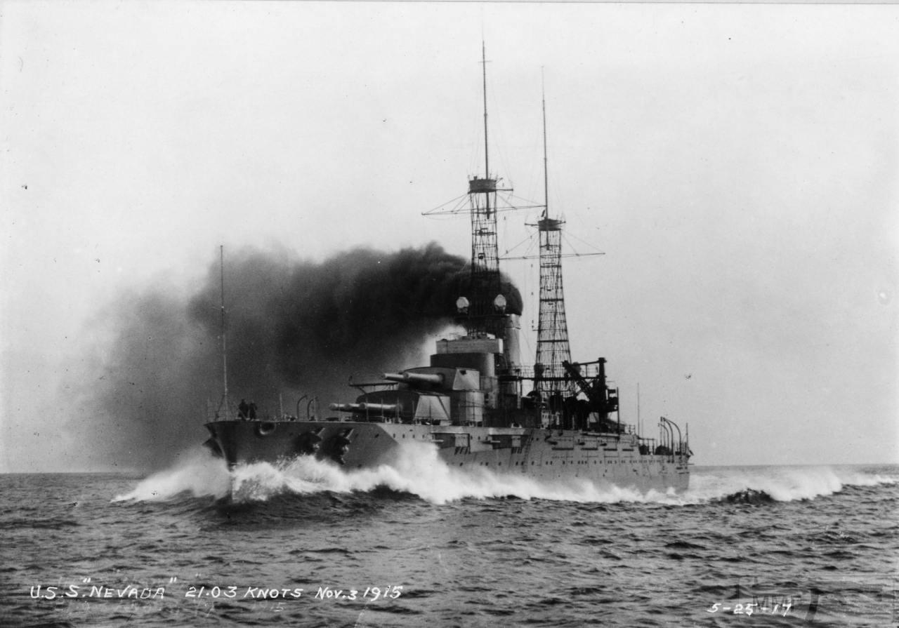 84403 - USS Nevada (BB-36)