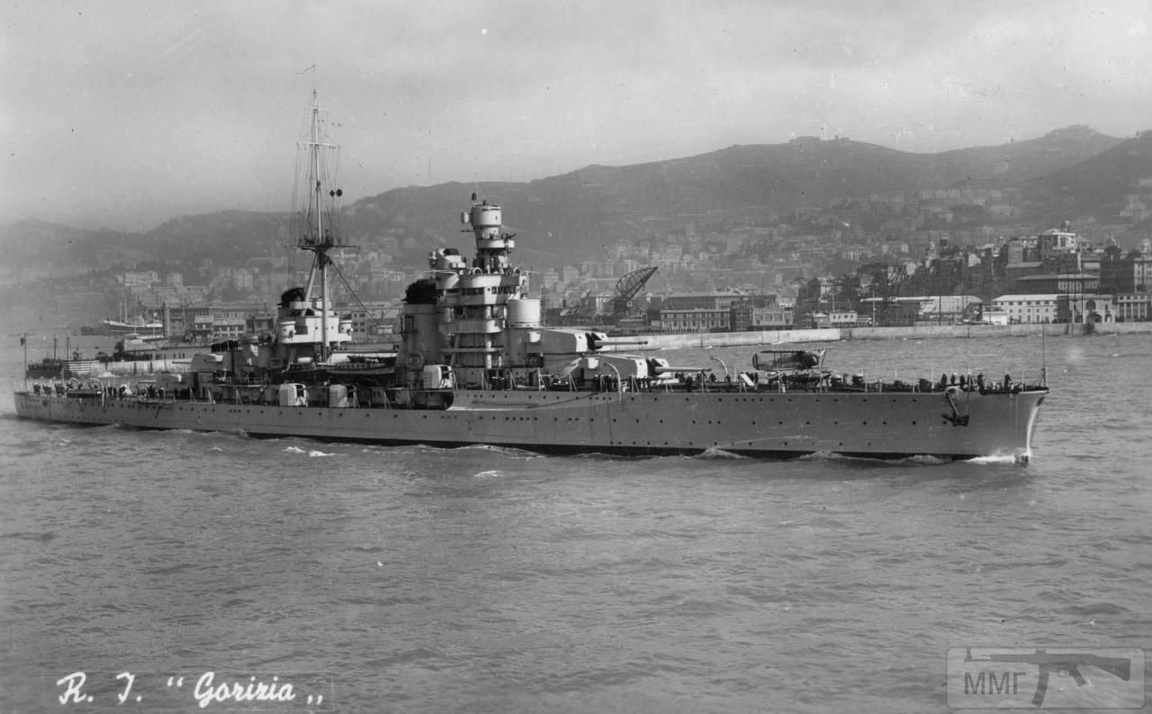 84419 - Тяжелый крейсер Gorizia