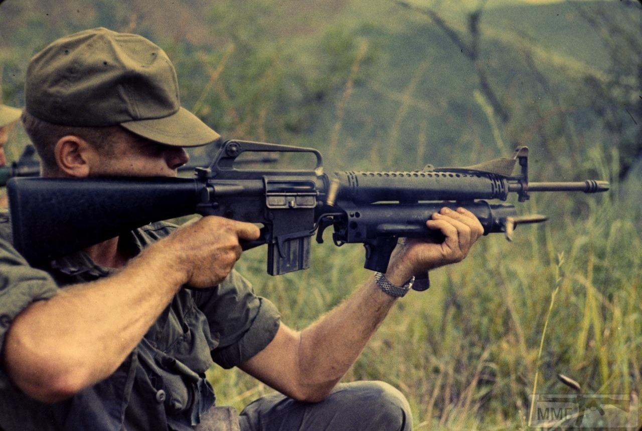 84474 - Семейство Armalite / Colt AR-15 / M16 M16A1 M16A2 M16A3 M16A4