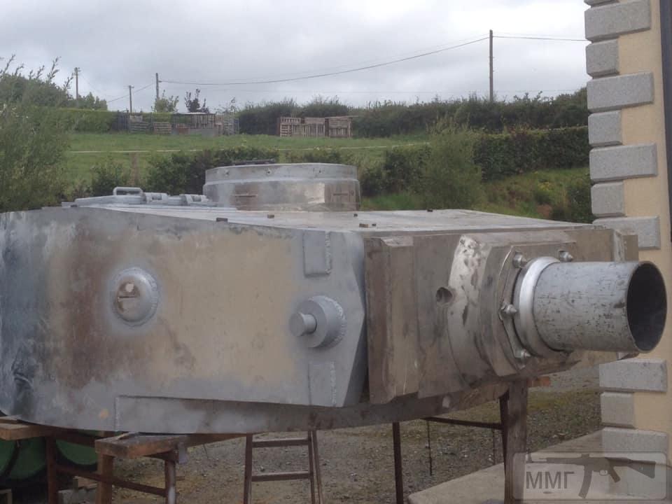 84494 - Деревянный танк
