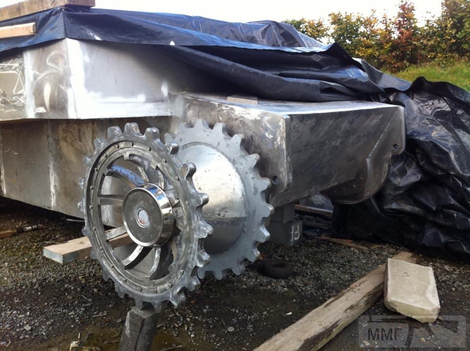 84495 - Деревянный танк