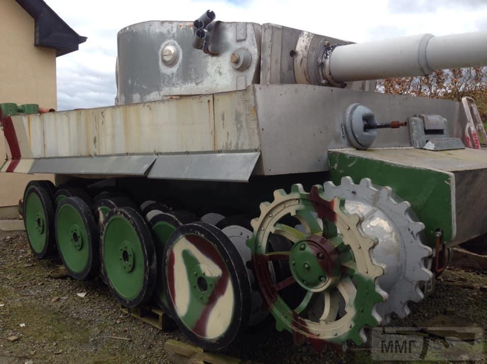 84497 - Деревянный танк
