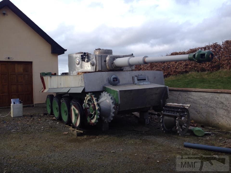 84498 - Деревянный танк