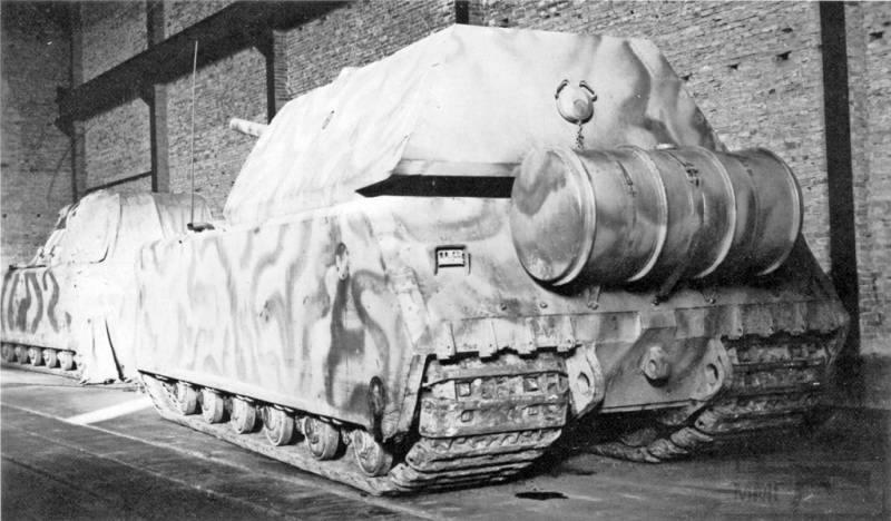 8460 - Немецкий сверхтяжёлый танк Pz.Kpfw.Maus