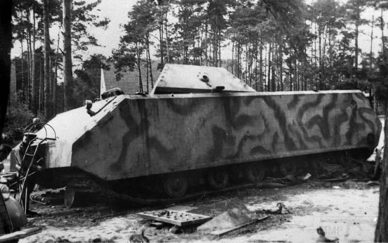 8463 - Немецкий сверхтяжёлый танк Pz.Kpfw.Maus