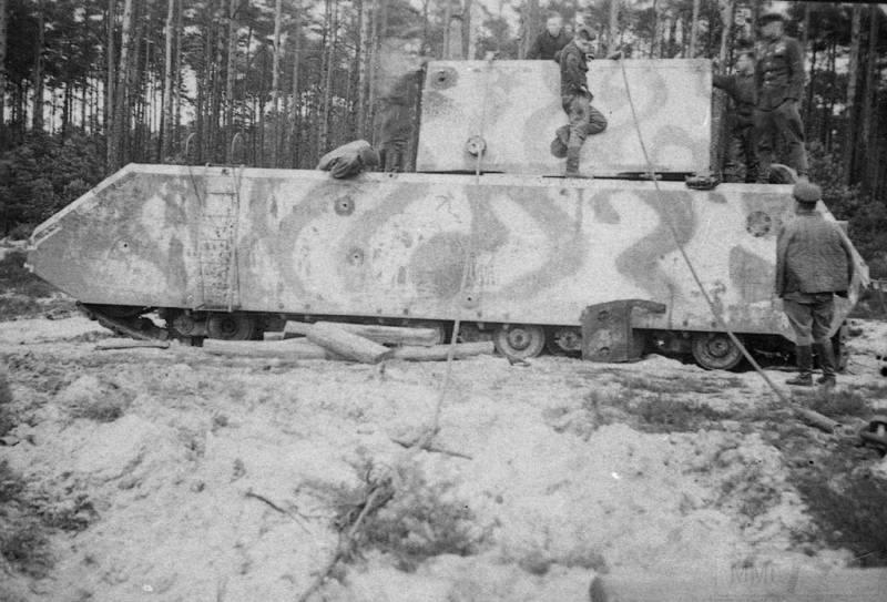 8470 - Немецкий сверхтяжёлый танк Pz.Kpfw.Maus