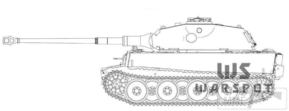 84721 - Танк Тигр - лучший танк Второй Мировой Войны?