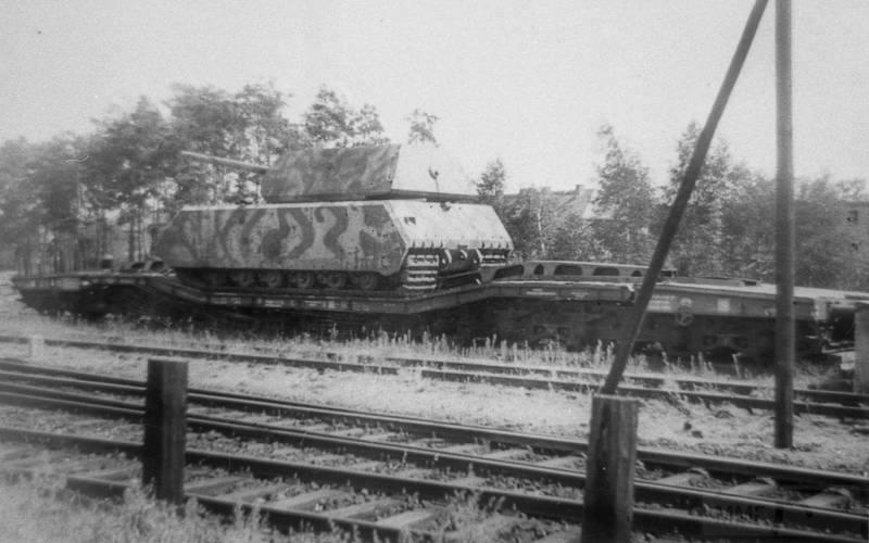 8473 - Немецкий сверхтяжёлый танк Pz.Kpfw.Maus
