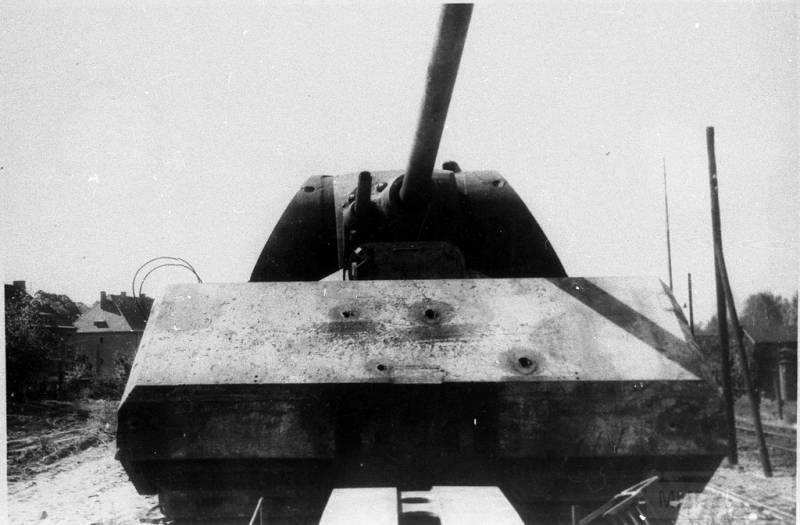 8474 - Немецкий сверхтяжёлый танк Pz.Kpfw.Maus