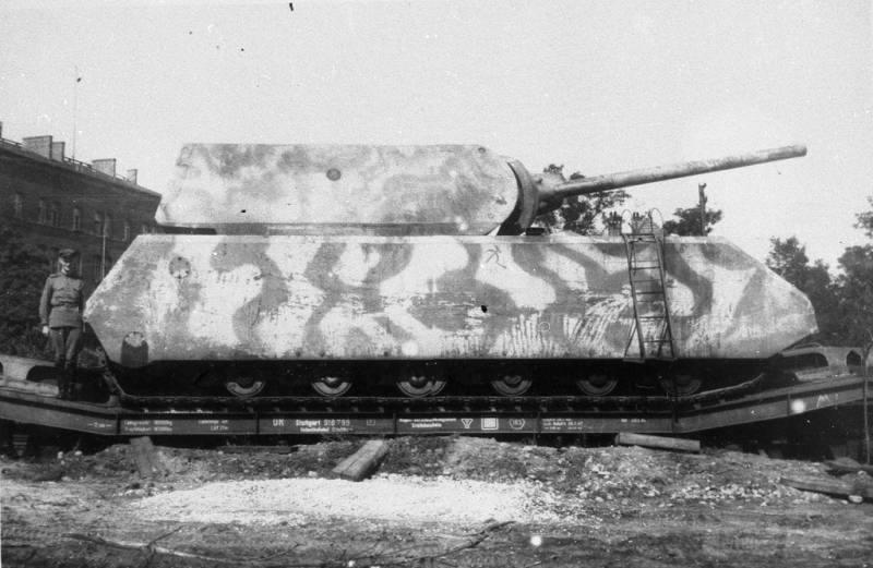 8475 - Немецкий сверхтяжёлый танк Pz.Kpfw.Maus