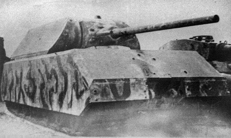 8477 - Немецкий сверхтяжёлый танк Pz.Kpfw.Maus