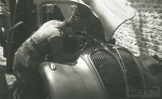8483 - Легковые автомобили Третьего рейха