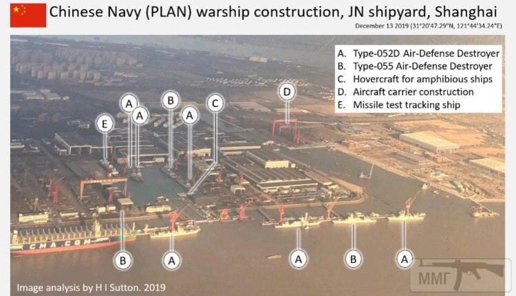 84851 - Современные китайские ВМС