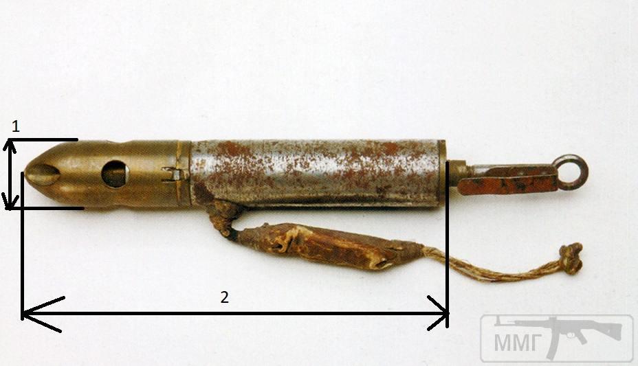 84852 - Створення ММГ патронів та ВОПів.
