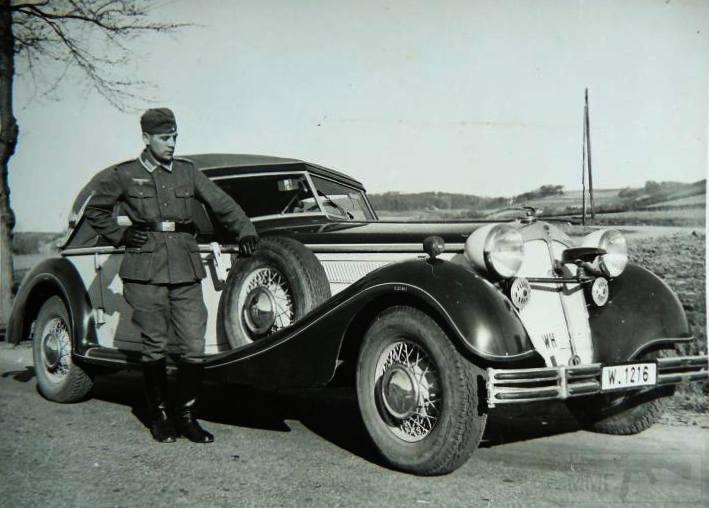 8486 - Легковые автомобили Третьего рейха