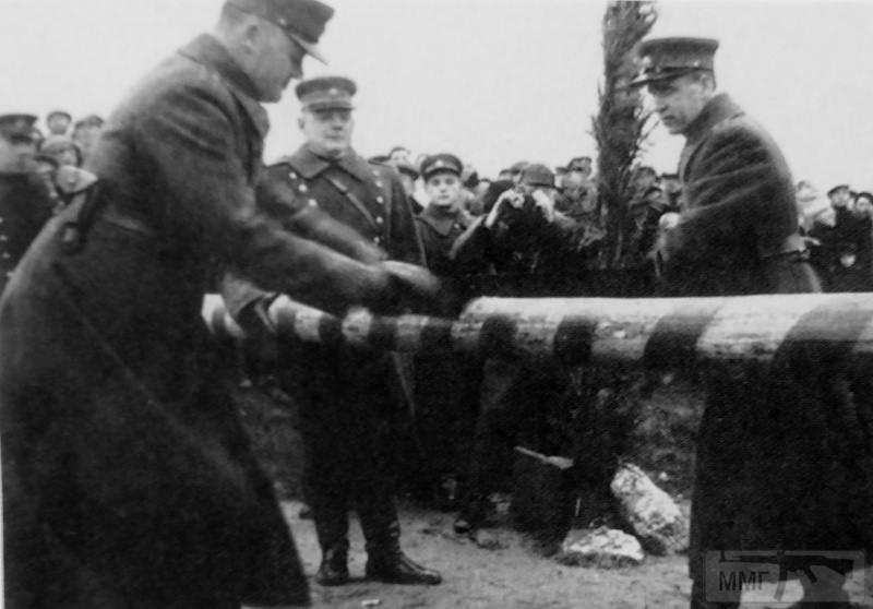 84874 - Раздел Польши и Польская кампания 1939 г.