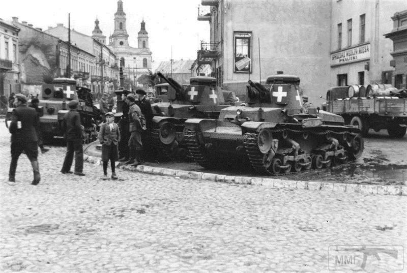 84877 - Раздел Польши и Польская кампания 1939 г.